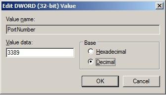 How to Change the Remove Desktop (RDP) Port – Smart Digitizers