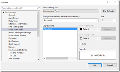 VS2013OptionsPopup